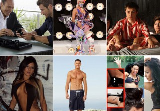 Wetpaint Entertainment's 15 Most Viewed Photos of 2011