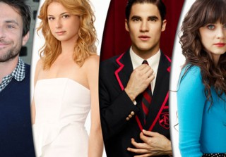This Week in TV - The CW Fall Finales: Gossip Girl, Hart of Dixie and 90210, America\'s Next Top Model Cycle 17 Finale, Boardwalk Empire Season Finale and More TV Scheduling plus Breakout TV Stars of 2011 from Glee\'s Darren Criss to New Girl\'s Zooey Deschanel - 12/05/11