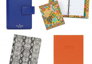 Start the New Year Off Right With an Adorable 2013 Day Planner (PHOTOS)
