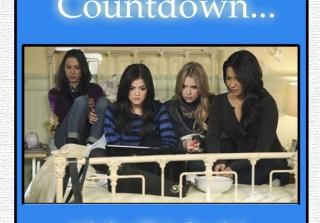 Countdown \'Til the Pretty Little Liars Finale