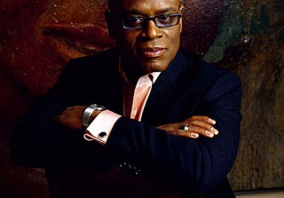 L.A. Reid Is Our Cute Pic of The Day??! — Must-See Photo