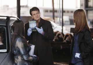 Castle Holds Strong in the Ratings!