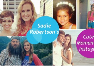 Sadie Robertson's Cutest Pics on Instagram — See This Adorable Duckling as a Baby! (VIDEO)