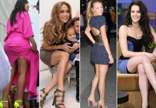 Celebrity Shapewear Slips: Spanx You Very Much! (PHOTOS)