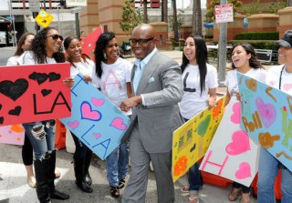 It\'s Official! L.A. Reid Is the Head of Epic Records