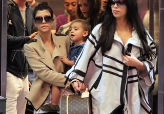 The Kardashian Klan Arrives in NYC