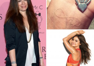 Which Pretty Little Liars Stars Have Tattoos? (PHOTOS)