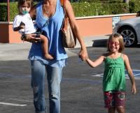 Brooke Burke Enjoys Motherhood!