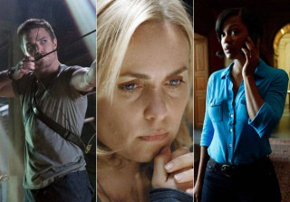 2012-2013 TV Preview: 15 New Thrillers We Can\'t Wait to Watch