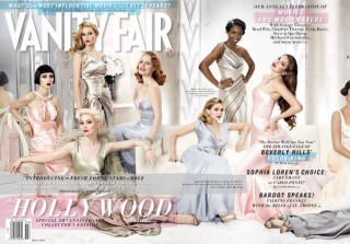 Shailene Woodley Featured on Cover of Vanity Fair Hollywood Issue
