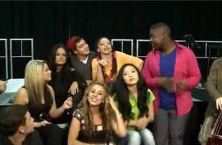 Idol Tour Rehearsal Video: Cee Lo Green\'s \