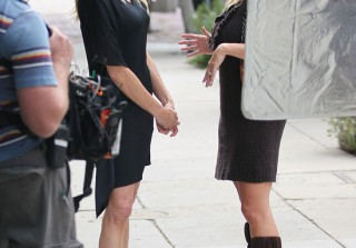 Spotted: Taylor Armstrong Filming for RHoBH Season 2