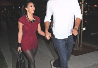 Romance Alert! Kim Kardashian and Kris Humphries Dine at Boa