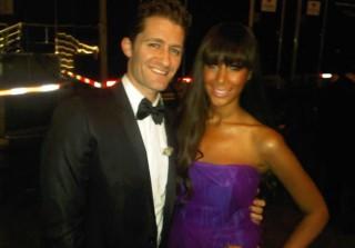 Glee Cast Tweet Treats: Leona Lewis Loves Matthew Morrison!