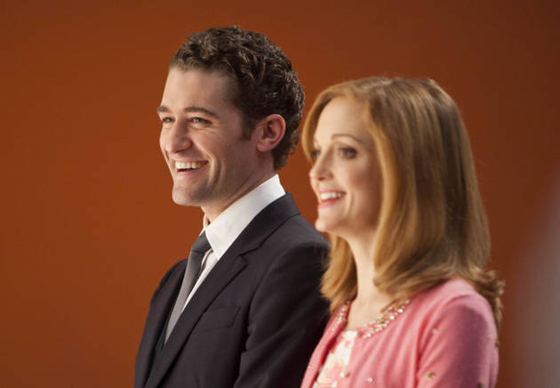 "Glee Sex Watch 2012! Matthew Morrison Teases Wemma Action (and Proposal) in Season 3, Episode 10, ""Yes/No"""