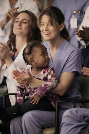 Zola's First Steps! OMG Moments From Grey's Anatomy Season 8, Episode 11