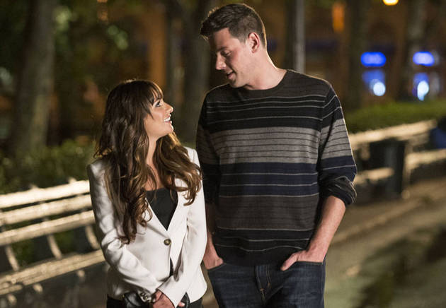 Glee Season 4 Spoilers: Will Finn and Rachel See Each Other at Christmas?