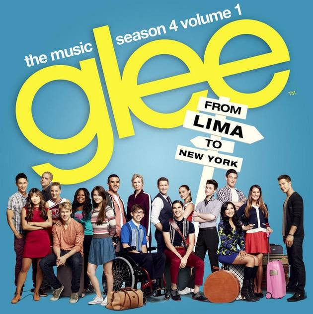 Glee: The Music – Season 4, Vol. 1 Gets a Release Date — See the Full Tracklist!