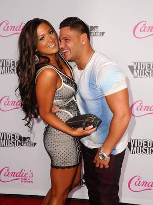 Jersey Shore's Sammi & Ronnie Move In Together, But Where Are They Living?