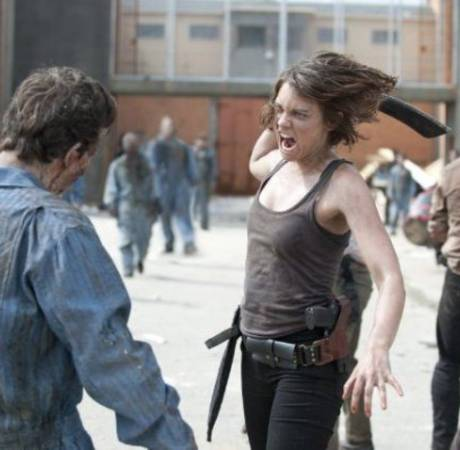 Is The Walking Dead Too Violent For 14-Year-Olds?