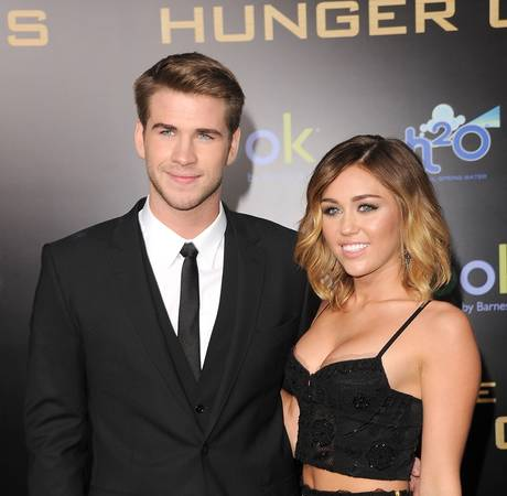 Liam Hemsworth Says Miley Cyrus Would Beat Him in Real-Life Hunger Games