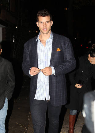 Awkward! Kris Humphries Can't Escape Kanye West's New Song