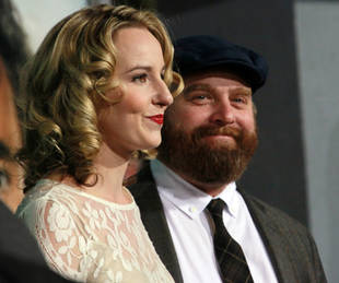 So Is Zach Galifianakis Married Now or What? (UPDATE)