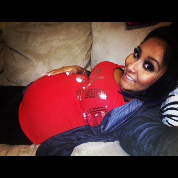 Did Snooki Really Say That She Won't Change Her Baby's Diapers?