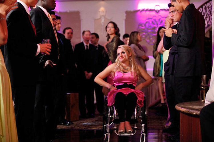 Ali Stroker on Glee Project Memories, Playing Katy Perry, and Her Broadway Dreams — Exclusive!
