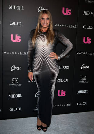 RHONY's Heather Thomson Wears a Long-Sleeved, Skin-Tight Dress: Hot or Not (PHOTO)