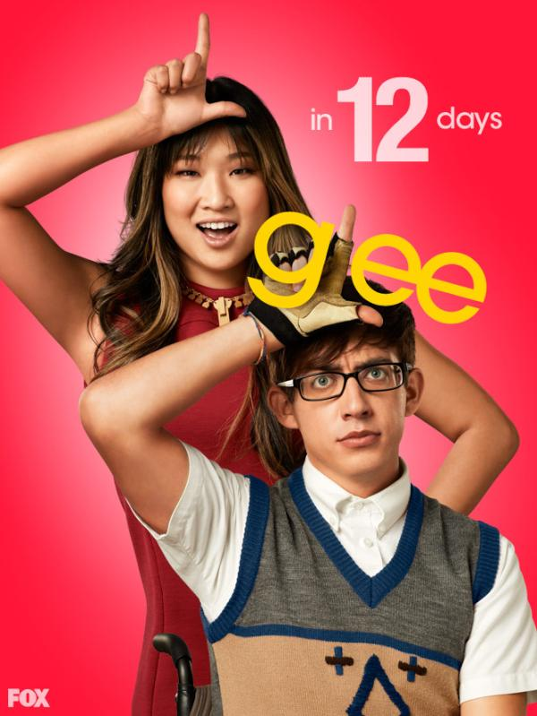 glee artie and tina dating apps