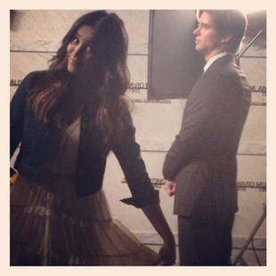 Pretty Little Liars Spoiler: Are Jason and Emily at a Funeral Home in Season 3, Episode 18?