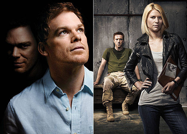 Dexter and Homeland 2013 Premiere Dates Announced