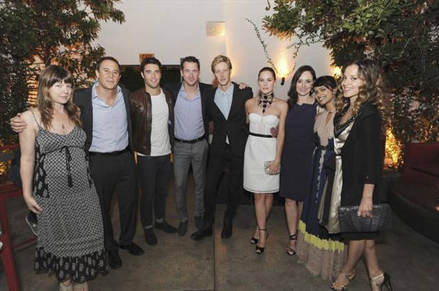 Revenge Cast Knew [SPOILER] Would Die From the Start of Season 2