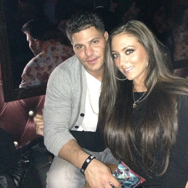 Are Sammi and Ronnie the Next Jersey Shore Couple to Get Engaged?