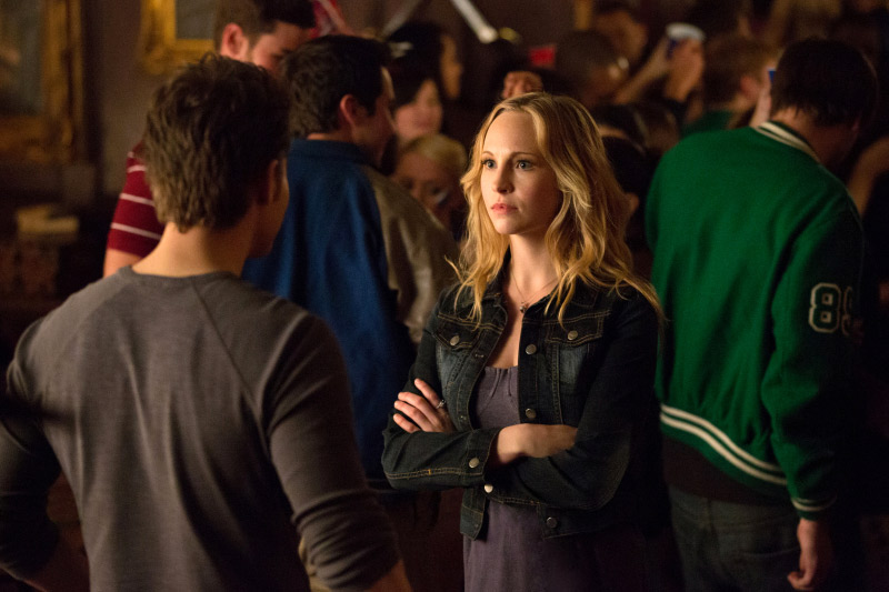 Is Vampire Diaries New Tonight, March 14, 2013?
